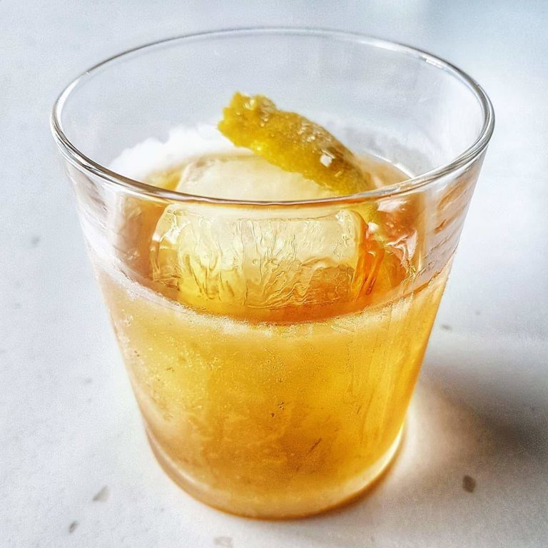 Ice Cold Rusty Nail