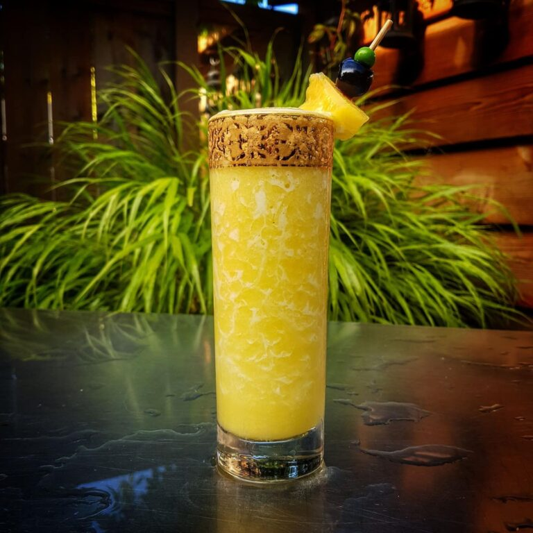 Pineapple Limoncello Margarita