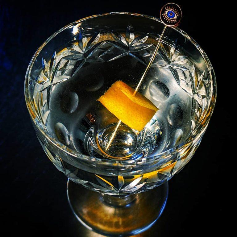 Malacca Martini