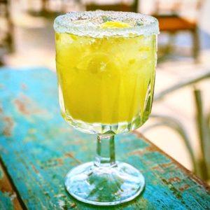 Pineapple Meyer Lemon Margarita