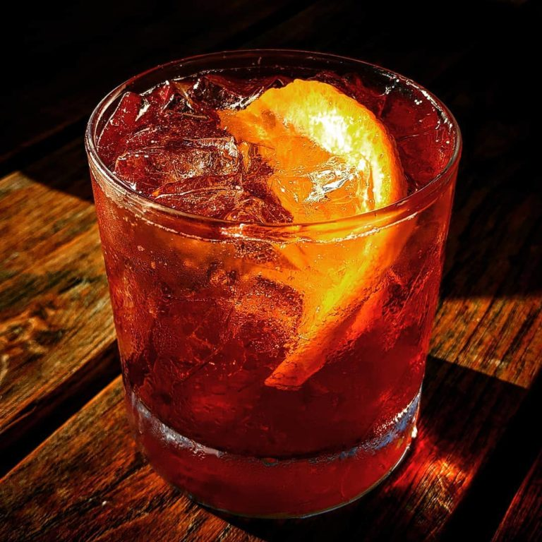 Harbour House Negroni