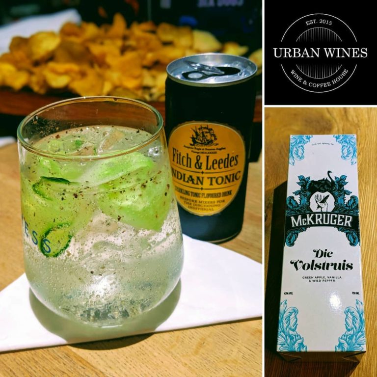 McKruger Gin and Tonic