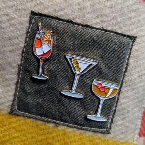 Holiday Cocktail Stocking 2