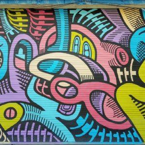 Vancouver Graffiti Organs