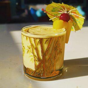 3-Ingredient Spiced Piña Colada