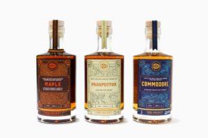 Odd Society Whisky Spirits