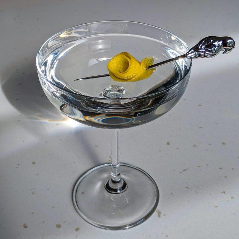 Ampersand Martini
