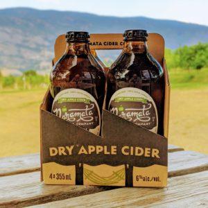 Naramata Dry Apple Cider Four-Pack