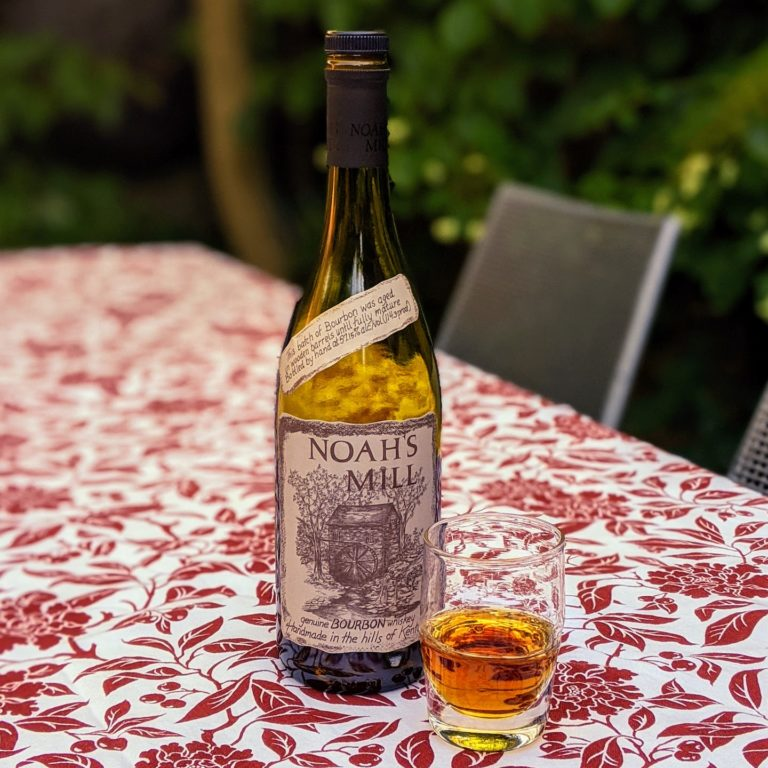 Noah's Mills Bourbon Whiskey