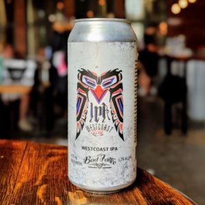 Bad Tattoo Brewing Company West Coast IPA