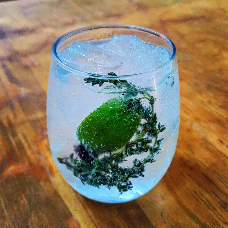 Head Remedy Gin & Tonic