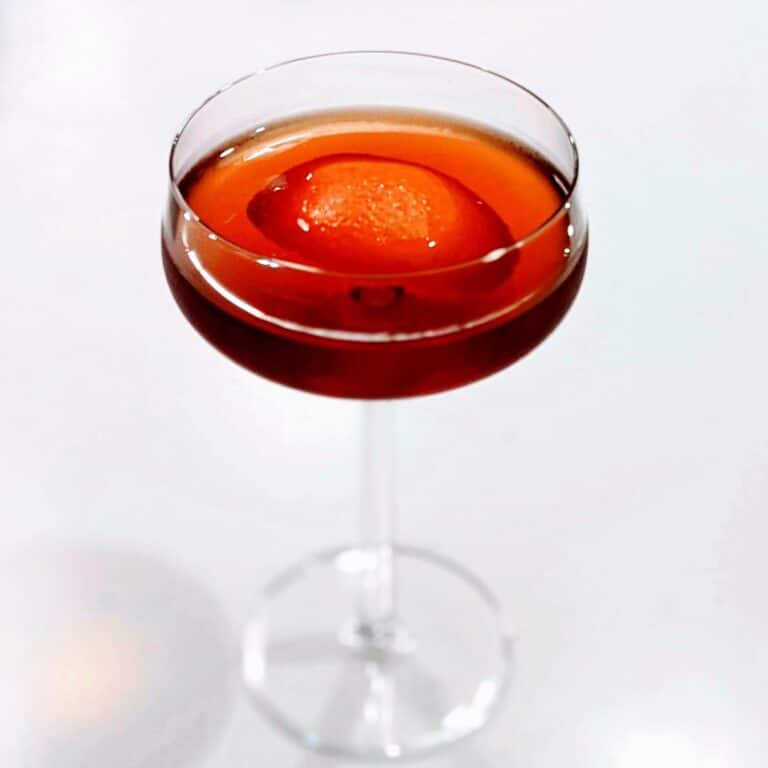 Charlie Manhattan Cocktail Recipe Cheers Mr Forbes