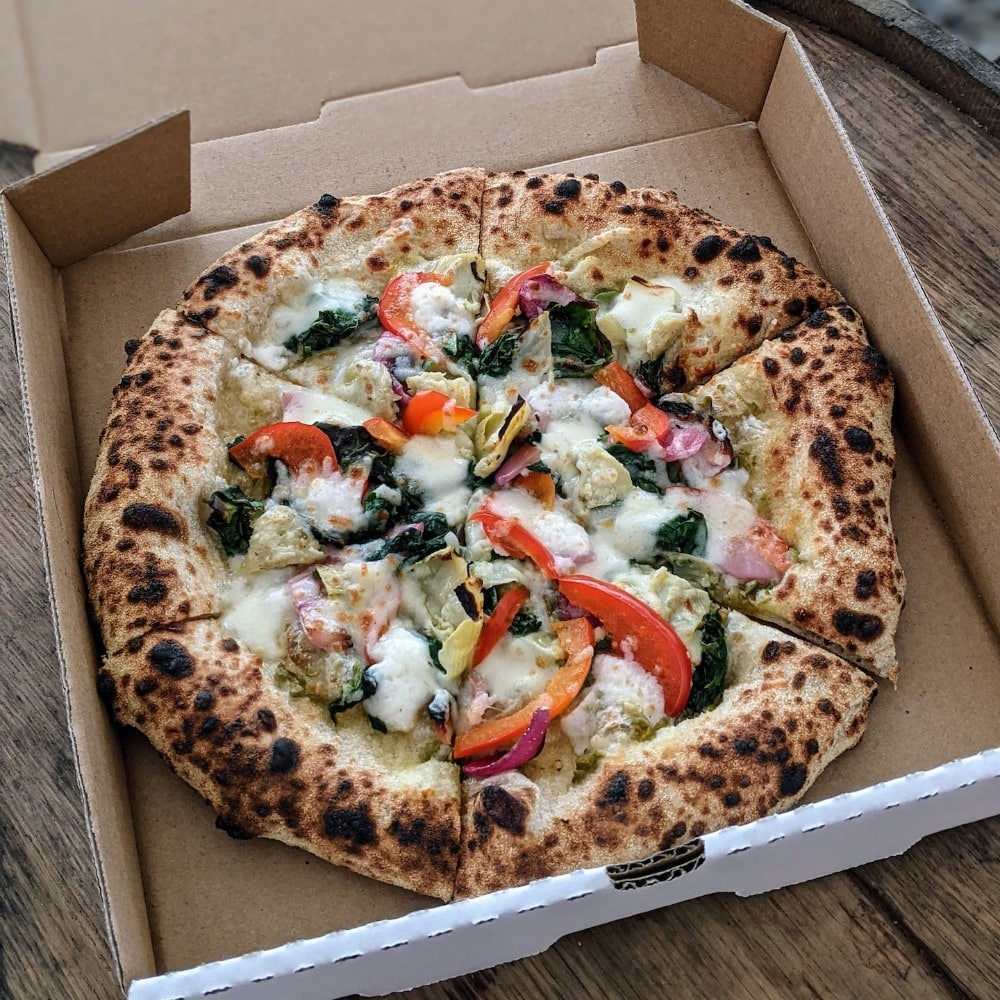 The Raving Gamer Bistro Pizza