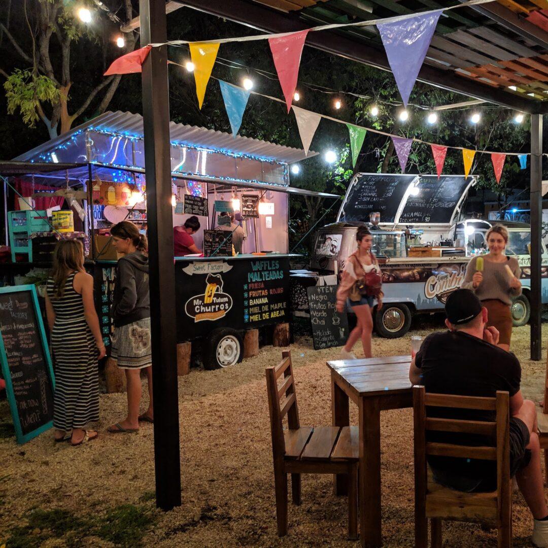 Tulum Food Truck Park - Churros