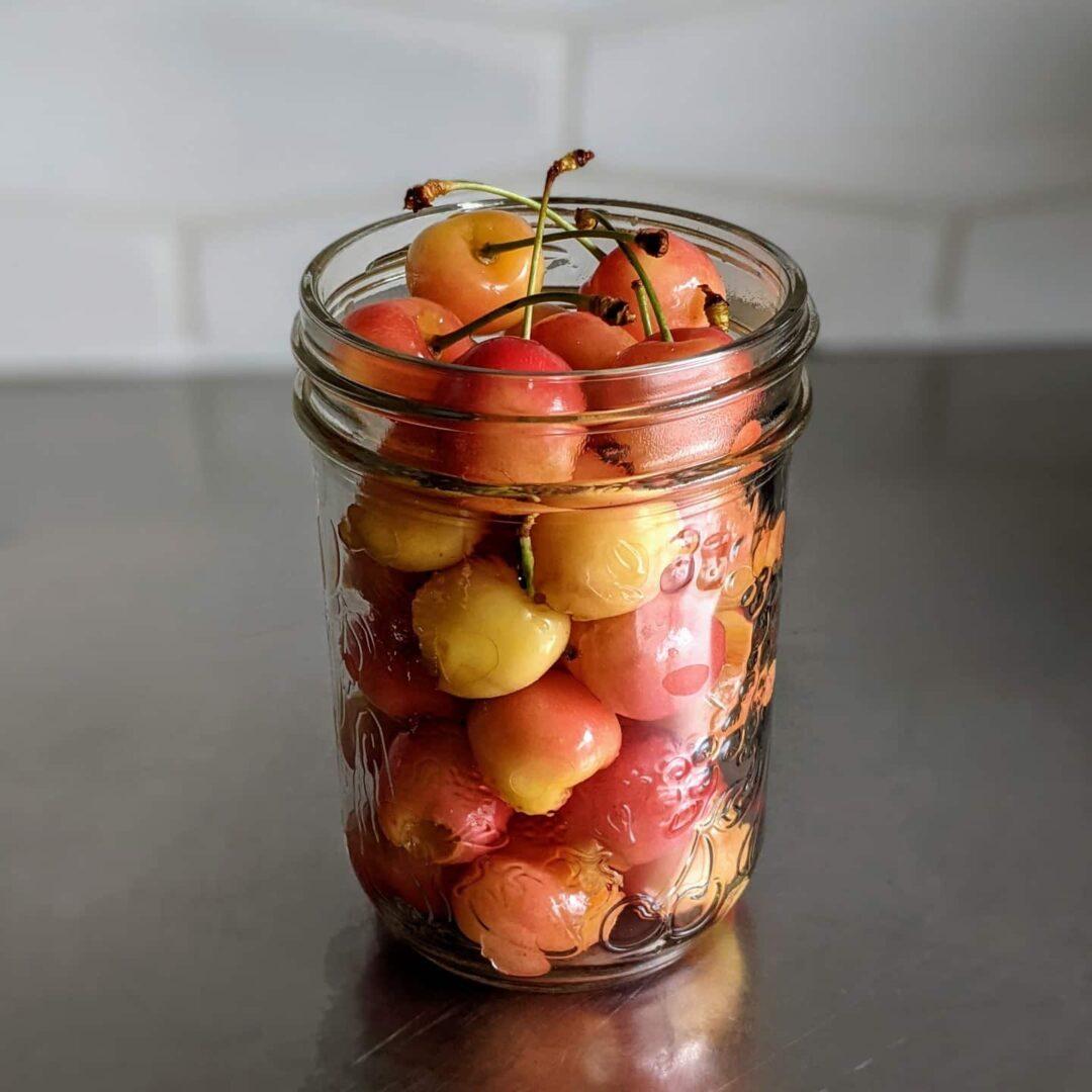 Cocktail Cherries 01