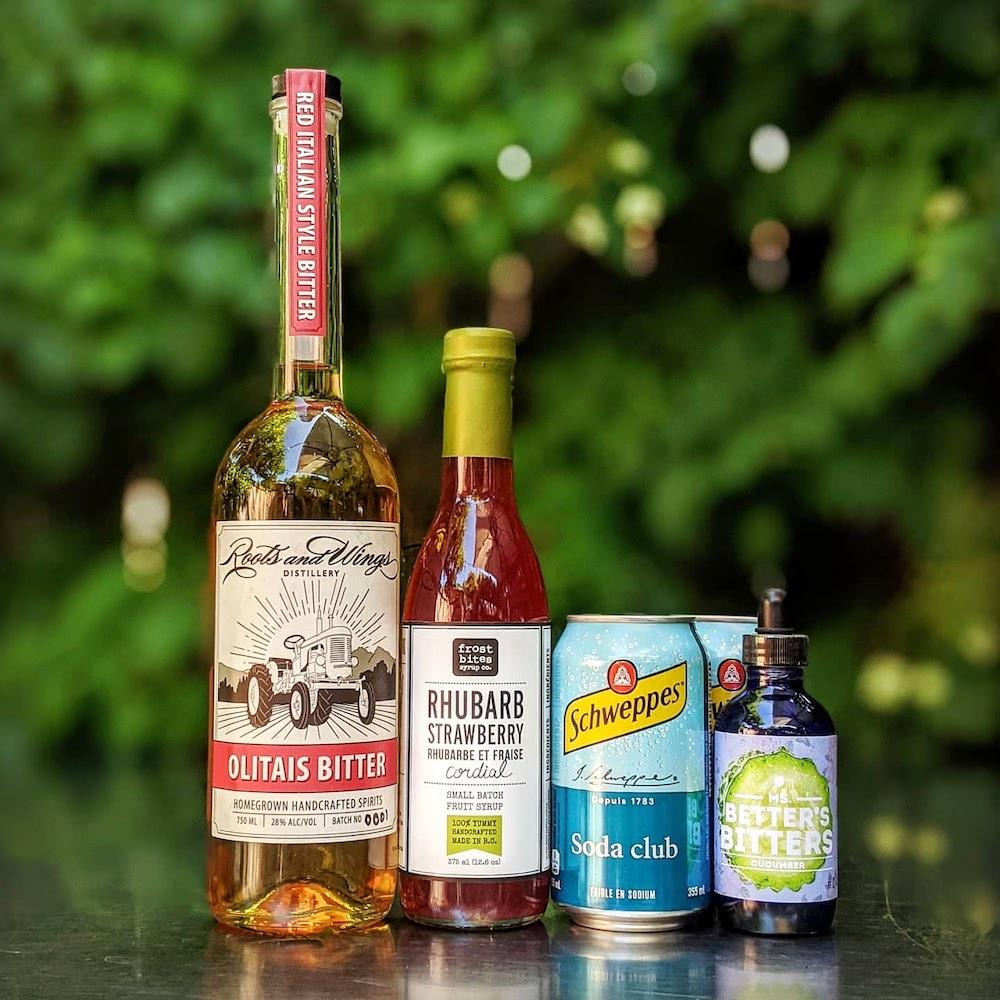 Olitais Spritzer Cocktail Kit