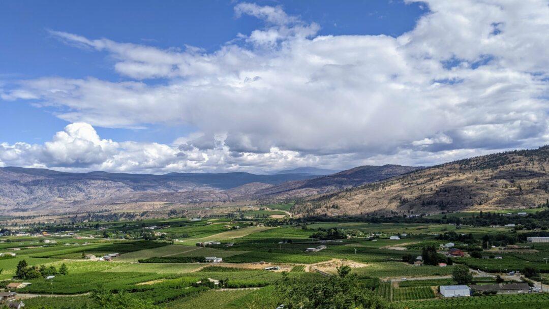 Okanagan Valley North-East