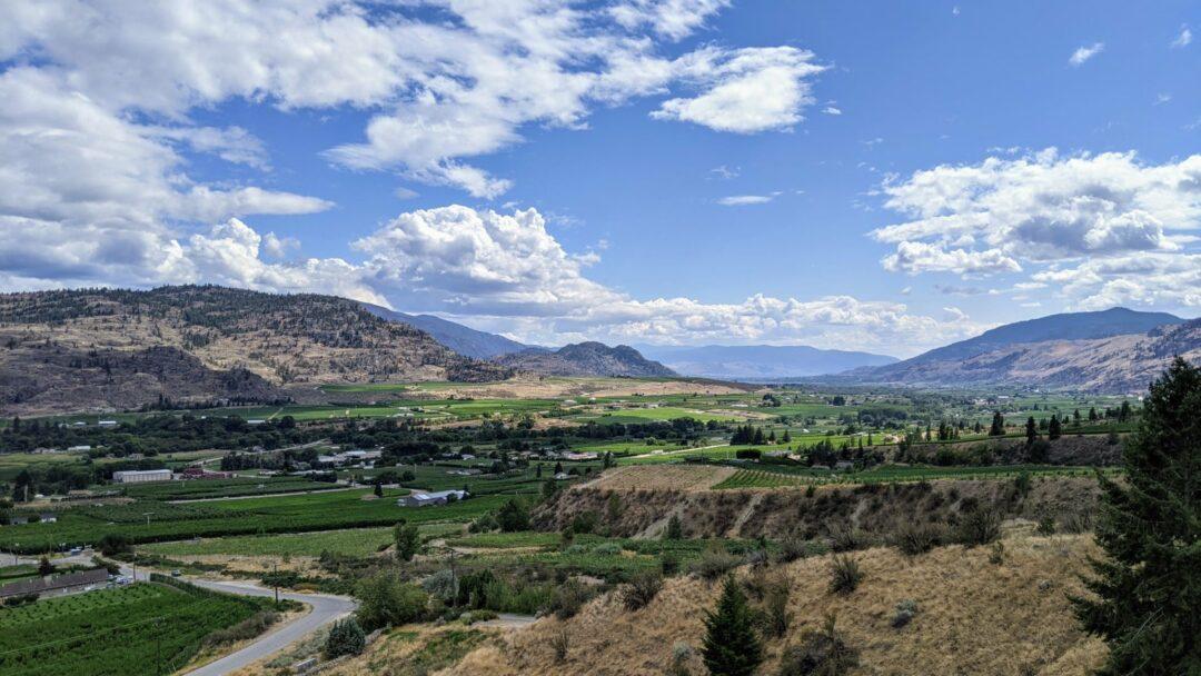 Okanagan Valley South